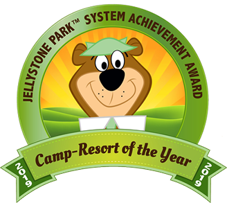 Jellystone Park at Mammoth Cave Award One