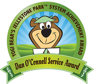 Jellystone Park at Mammoth Cave Award Seven